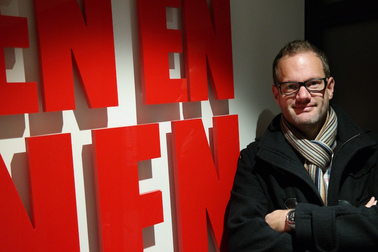 Ik was erbij op 16 mei: Michel van der Neut