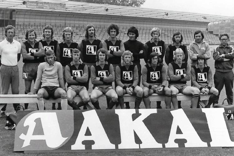 Hedendaags Blog 115 jaar #14: De 'A' van AKAI of A-elftal - SBV Excelsior JF-12